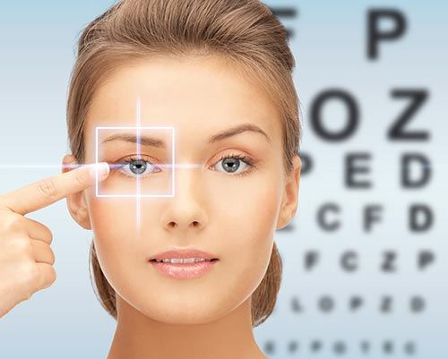 هزینه عمل لیزیک چشم آستیگمات
